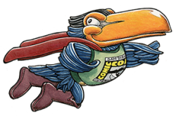 Comic-Con International 2017 Toucan Tip of the Day