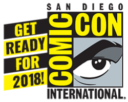 Comic-Con International 2018 Souvenir Book