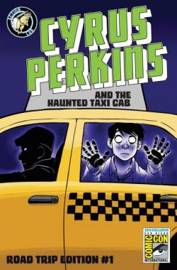 Cyrus Perkins #1 SDCC Edition