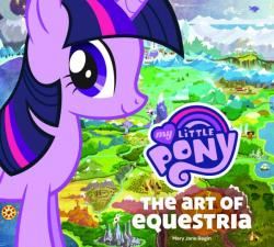 My Little Pony: The Art of Equestria Exclusive Advance Sampler