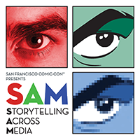 SAM: Storytelling Across Media, Saturday, Nov. 5 at the San Francisco Marriott Marquis