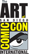 The Art of Comic-Con Gallery Exhibition at the San Diego Central Library