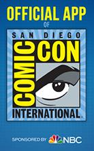 Official Comic-Con International App