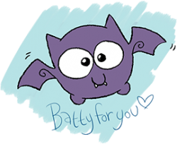 You Can Draw with Katie Cook 025: A Cute Bat