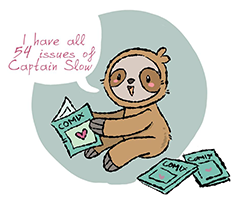 Katie Cook 033: How to Draw a Sloth with Issues