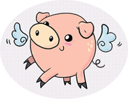 You Can Draw with Katie Cook ... When Pigs Fly!