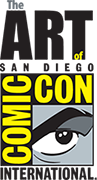 The Art of Comic-Con Exhibition at the San Diego Central Library