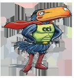 Comic-Con International's Toucan, the OFFICIAL SDCC Blog