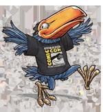 Comic-Con International's Toucan