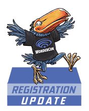 WonderCon 2016 Registration Update