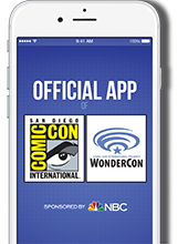 Official Comic-Con App with WonderCon Anaheim 2017 Update