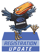 WonderCon Anaheim 2015 Registration Update