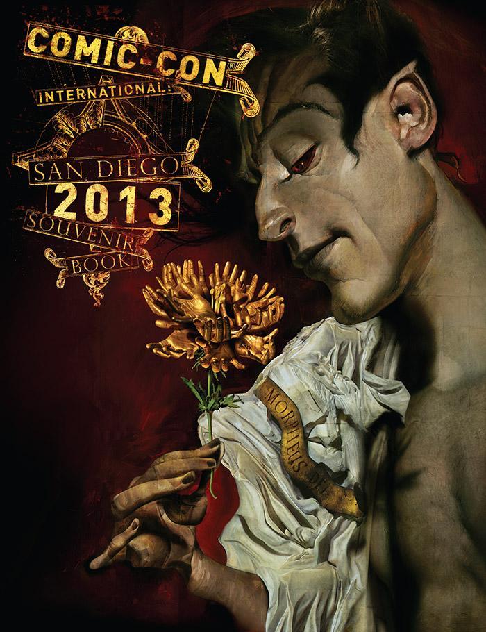 Comic-Con International 2013 Souvenir Book