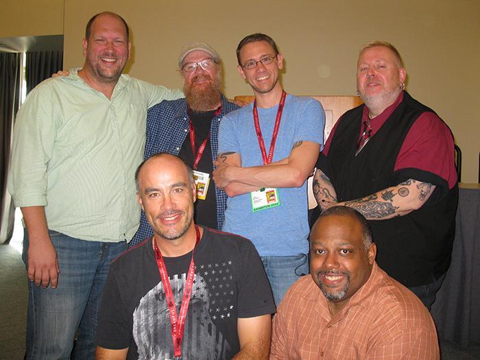 2014 Will Eisner Spirit of Comics Retailer Award Judges