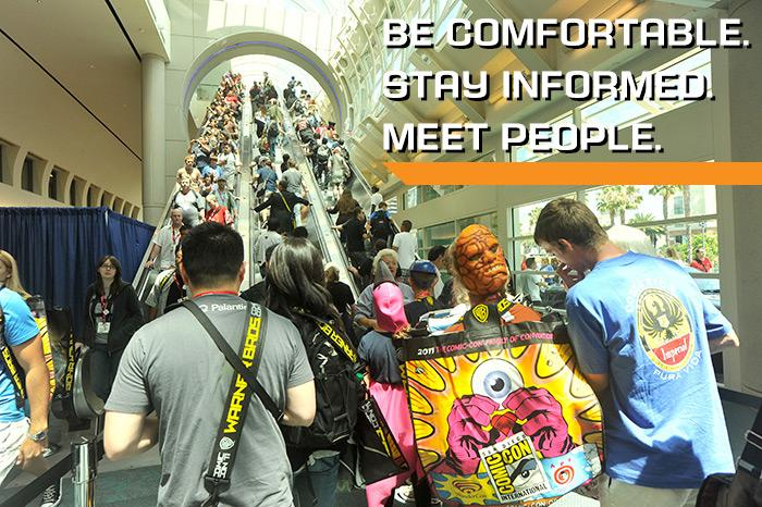 Inside Comic-Con International