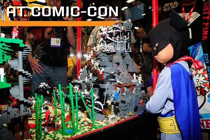 At Comic-Con