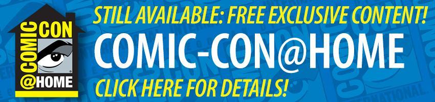 Comic-Con@Home 2020