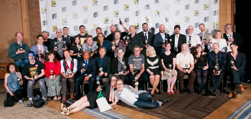 Comic-Con International Presents the 2016 Will Eisner Comic Industry Awards