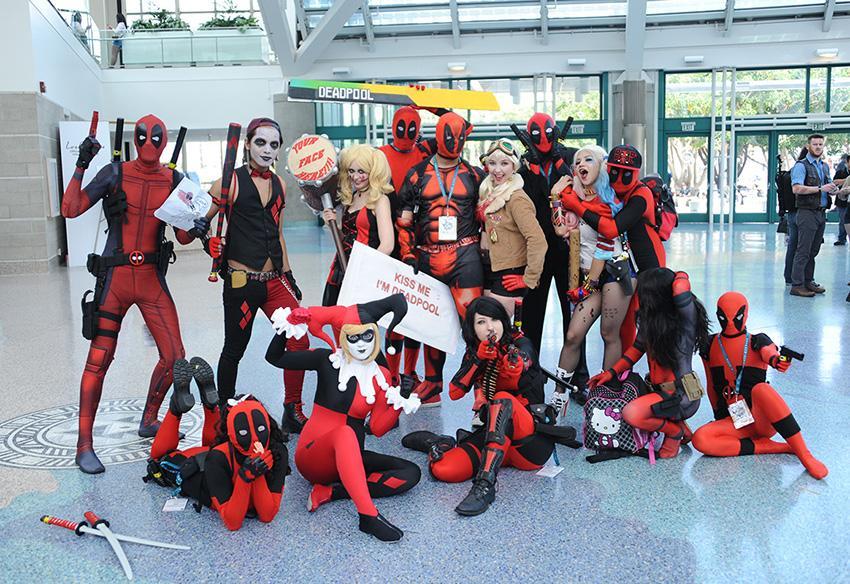 WonderCon 2016 Sunday Photo Gallery