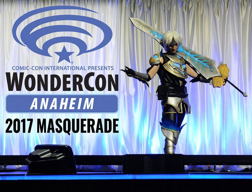 WonderCon 2017 Masquerade