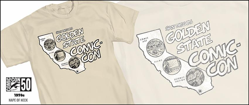 Comic-Con 2019 Official Apparel and Merchandise