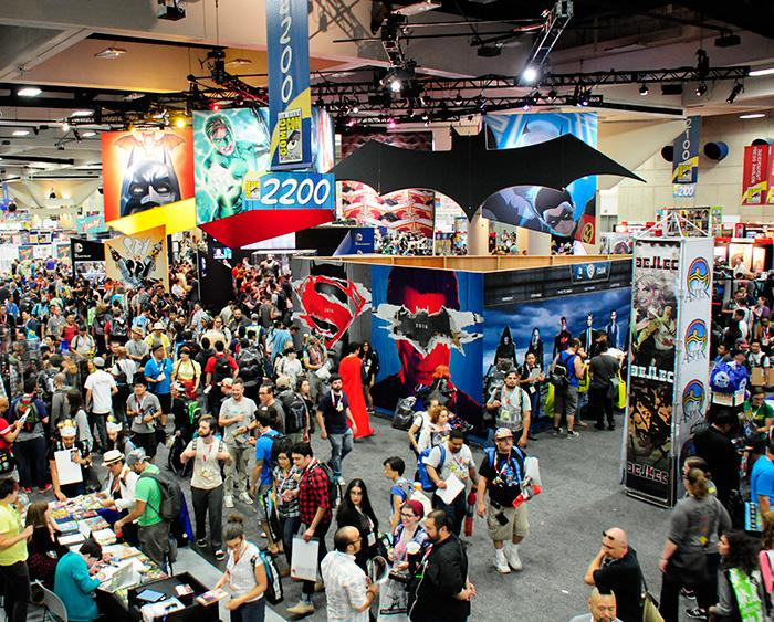 Comic Con International 2015 Photo Gallery