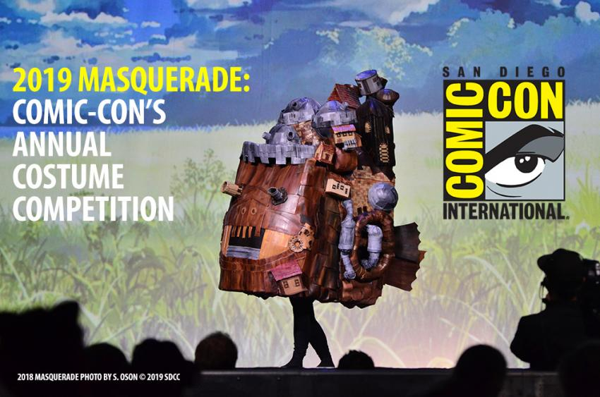 Comic-Con International 2019 Masquerade