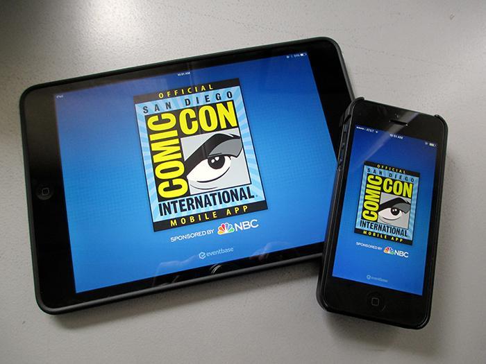 The OFFICIAL Comic-Con App
