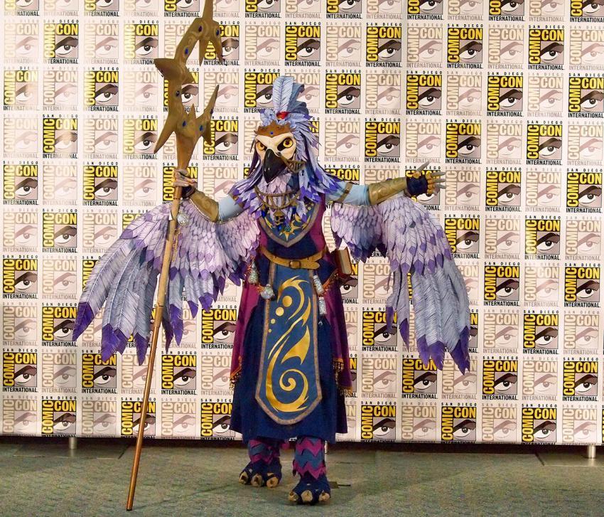 Comic-Con International 2017 Masquerade
