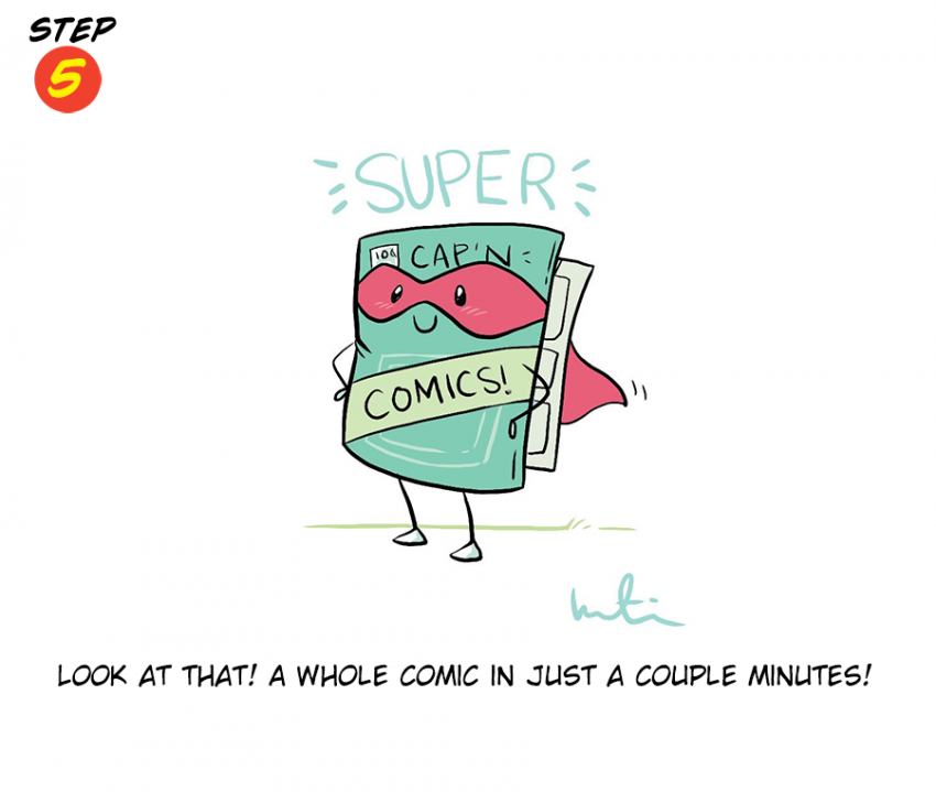 Katie Cook for Comic-Con International's Toucan Blog, the Only OFFICIAL SDCC and WonderCon Blog