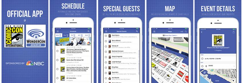 017: Download and use our Official Comic-Con App! | Comic-Con