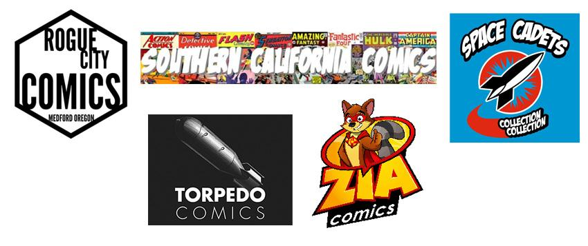 Will Eisner Spirit of Comics Retailer Award 2020 Nominees