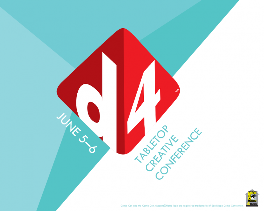 d4 Tabletop Creative Conference June 5-6