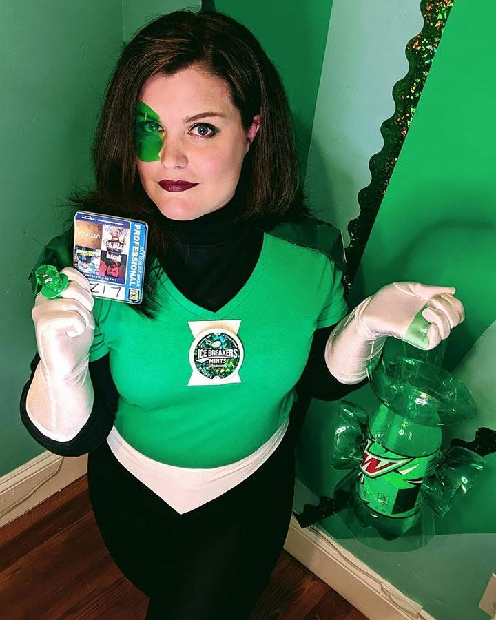 Green Lantern, Cosbrarian