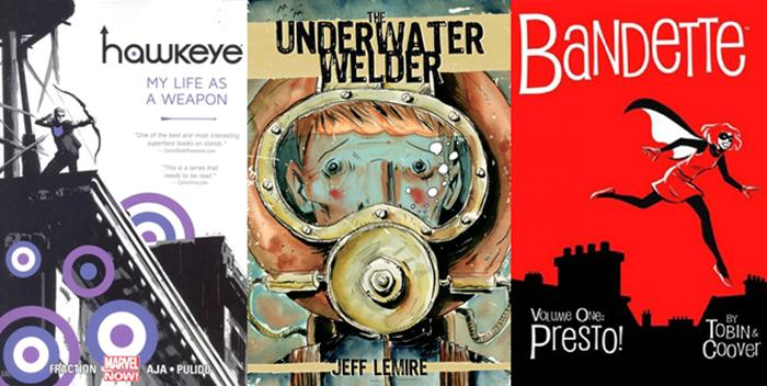 Downtown Book Club Reading Selections