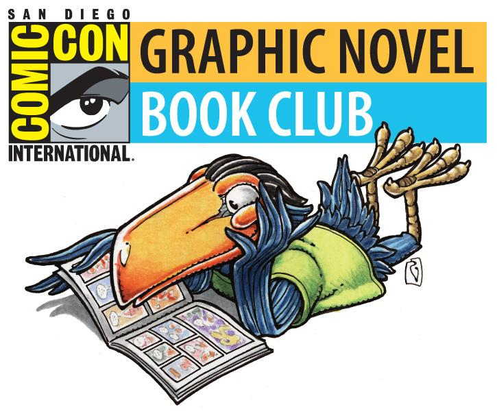 Comic-Con International Graphic Novel Book Club