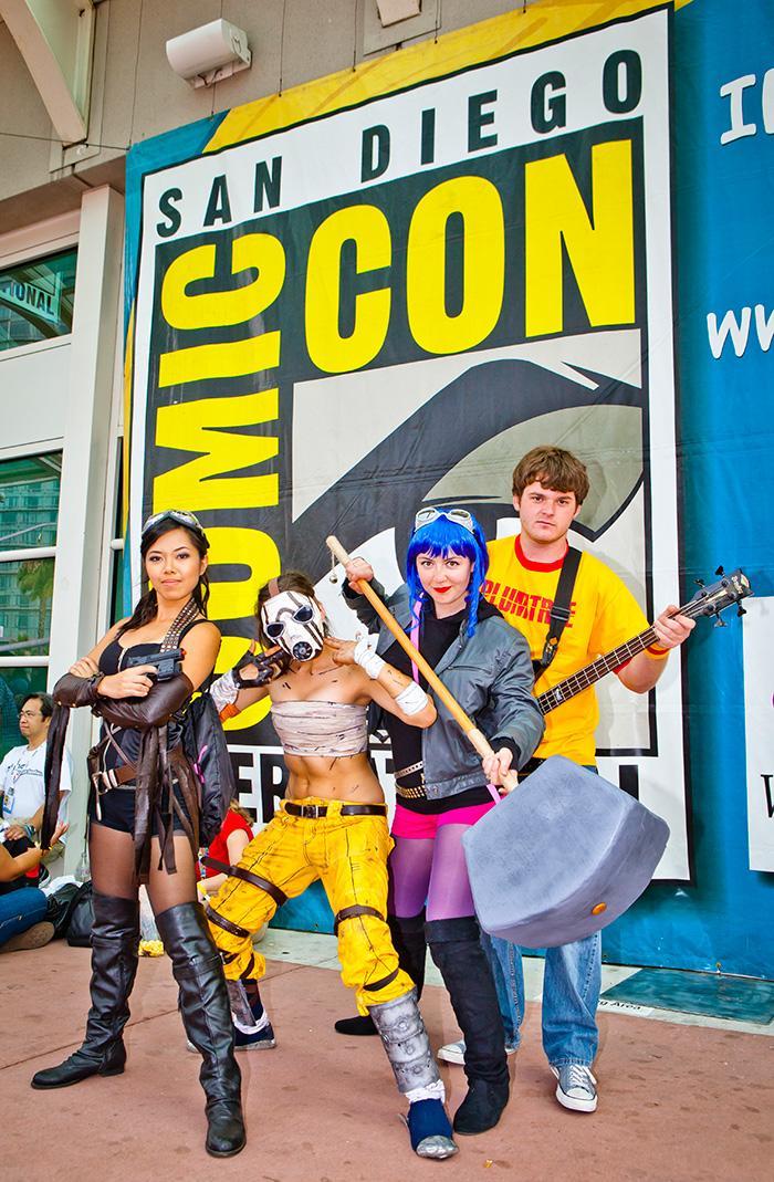 Comic-Con International 2013 Photo Gallery