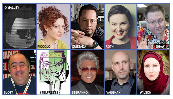 Comic-Con International 2014 Special Guests