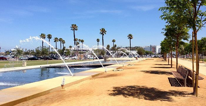County Administration Center Waterfront Park