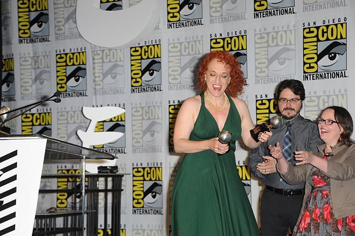 2015 Will Eisner Comic Industry Awards
