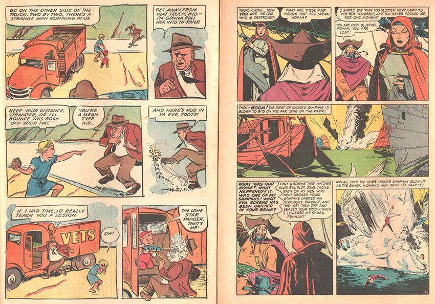 March of Comics