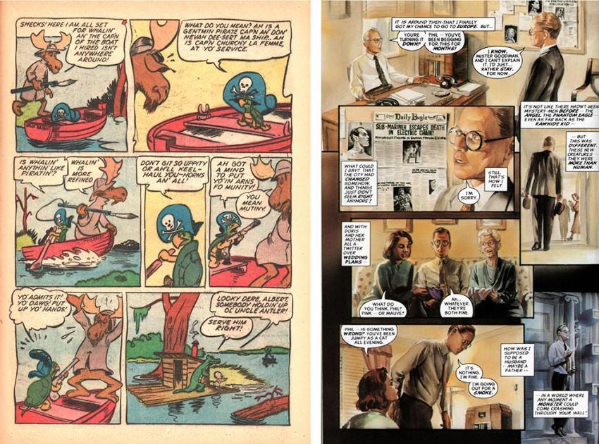 Animal Comics and Marvels