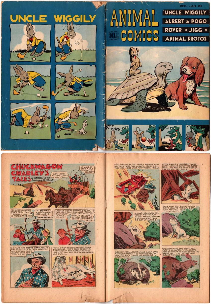 Animal Comics #30