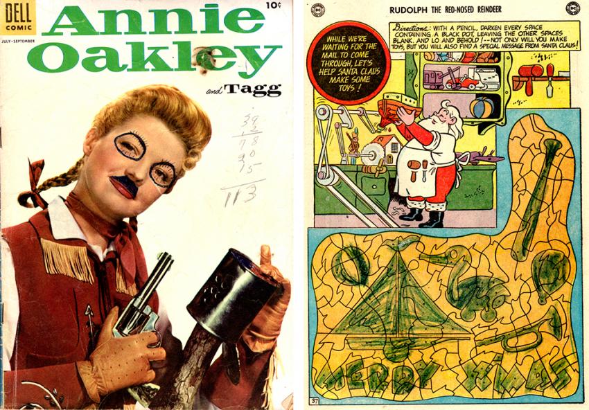 Annie Oakley #4