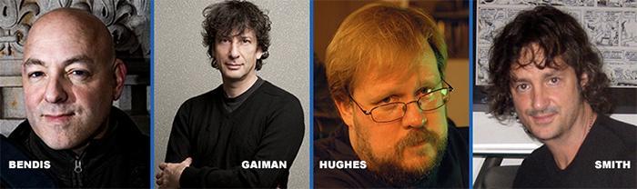 New Comic-Con 2013 Guests