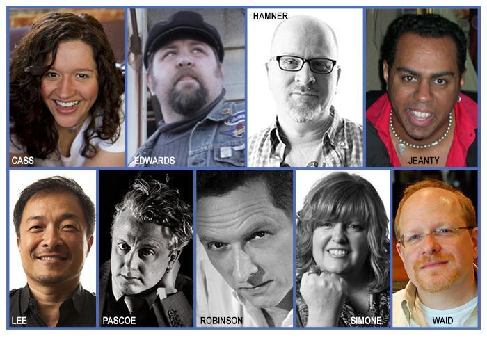 WonderCon Anaheim Special Guests