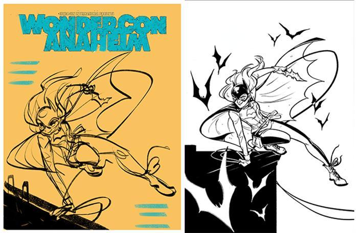 WonderCon Anaheim 2015 Program Book Cover