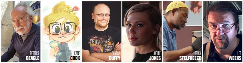 WonderCon Anaheim 2019 Special Guests
