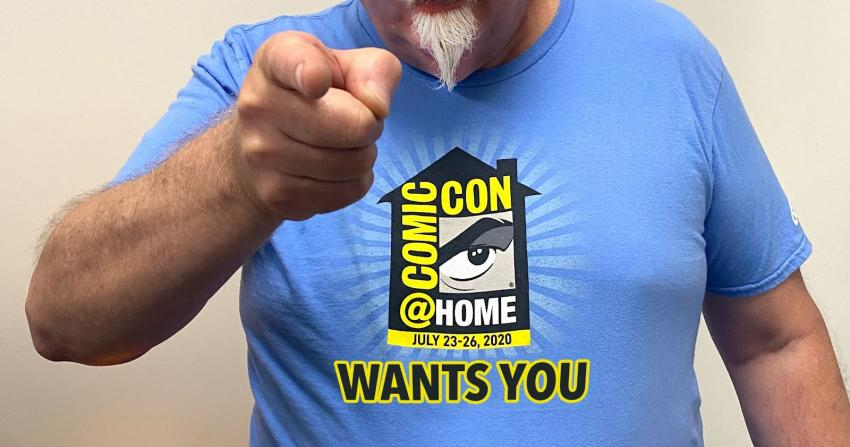 Uncle Toucan Wants You
