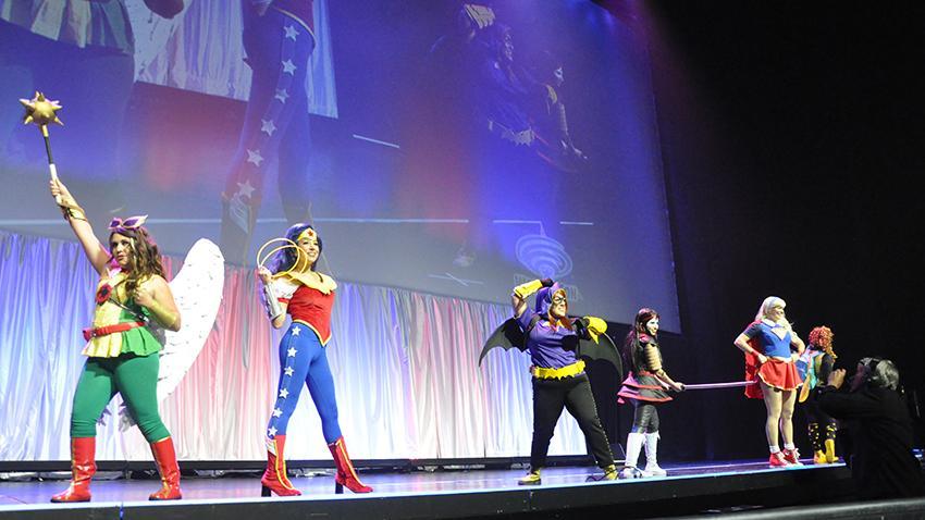 WonderCon 2016 Masquerade Photo